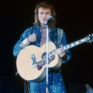 Ensemble en jean brillant