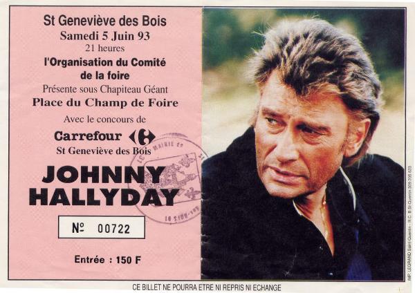 1993 ,  Sainte Geneviève des bois  Bil_050693-g01-p02
